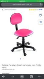 Cadeira Furnite Ibiza - Rosa