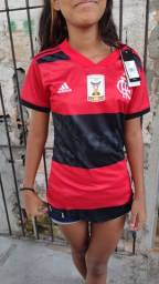 Camisa flamengo feminina 2021