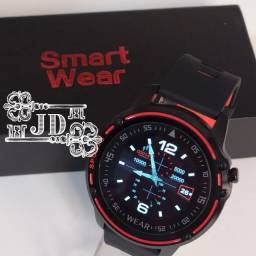 Smartwatch L8 - Pulseira removível, notificações e exercícios físicos