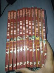Fairy Tail volumes 51 ao 61