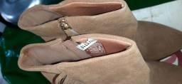 Sapato  semi novo 40,00