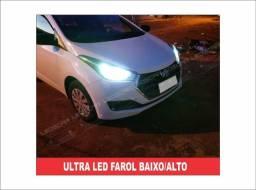 Ultra Led Premium Farol Baixo e Alto HB20/HB20S!!