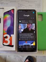 Samsung A31 com garantia