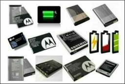 Baterias de todos os Smartphones,
