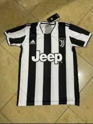 Camisa de Time Titular da Juventus 2021