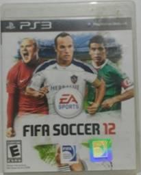 Jogo FIFA 12 ps3