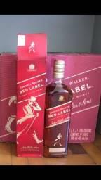 Wisk Red Label 1 litro - original passo cartao