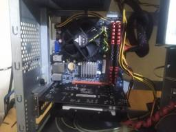 Vendo placa mãe drr3 com processador Intel
