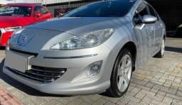 Peugeot 408 2.0 feline 2012