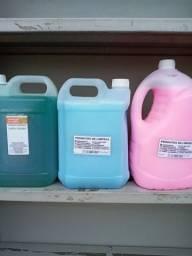 Vendo produtos de limpezas