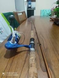 Kit Rockfish e pesca de praia