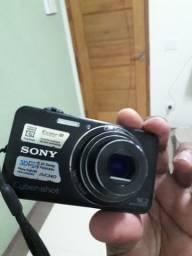 Câmera Digital Sony Cyber Shot 16.2mp Preto - Dsc-wx50