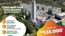 Viver Mais Park Apartamento de 2 quartos