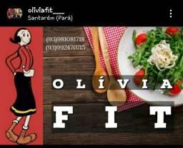 Marmitas fitness - Oliviafit
