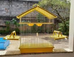 Vendo gaiola para calopicita