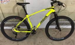 Bike nova! Rava Storm aro 29<br>Tam 19. Urgente!