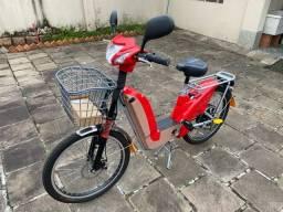 Bicicleta elétrica Sousa ( Estado de nova)