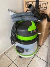 Máquina extratora limpa estofados