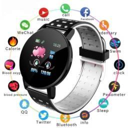 Relógio Inteligente Smart Watch Bluetooth Whats Multi Função RIRP