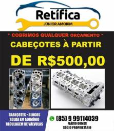 Cabeçote(juazeiro) Hr / Tucson / Veracruz / Veloster / HB20 / Santa Fé