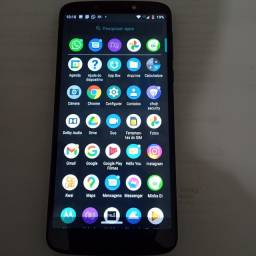 Celular Moto G6 Play para vender rápido r$ 500 WhatsApp *