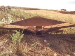 Concha/ Caçamba Trapezoidal para escavadeira hidráulica