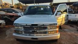 Chevrolet Silverado 1999 6CL Gasolina Sucata Em Bom Estado Para Peças