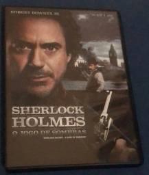 DVD Sherlock Holmes- O jogo das sombras