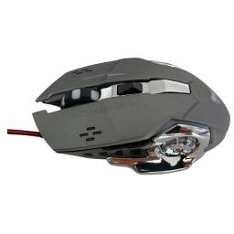 Mouse Gamer 6 Botoes 3200 Dpi Usb Profissional Novo Cores
