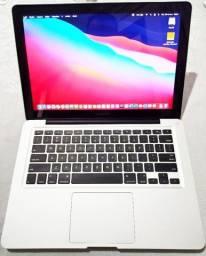 Macbook Pro. Intel i5. Mem. 8 GB. SSD 240 GB. Bateria Nova. Aceito Cartão