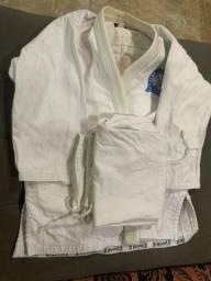 Kimonos branco e azul A2