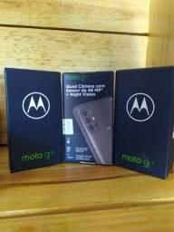"""Motorola Moto G10 Cinza Aurora 64GB, 4GB de RAM, Tela de 6.5"""" Nota Fiscal Garantia"""