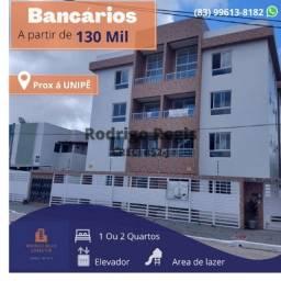 //Apartamento Bancarios proximo a Unipê