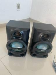 Caixas de som da Philips