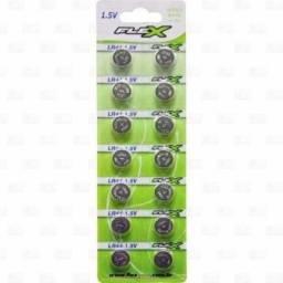 Cartela Bateria LR44 AG13 (C/14 Unds) - FXLR44