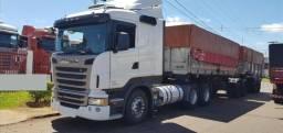 Scania R440 6X2 Ano 2013 Engatado Bi Caçamba