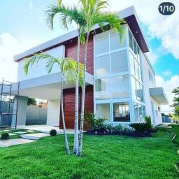 Casa de condomínio para venda possui 280 metros quadrados com 4 quartos