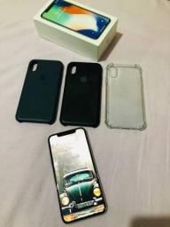 iPhone X - 256gb - Branco