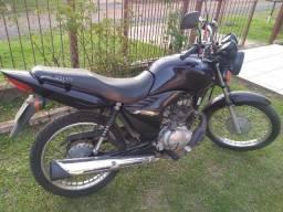 Moto fan 125 ES