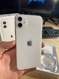 iPhone 11 64gb Branco // Garantia até 12/21! Gabshop