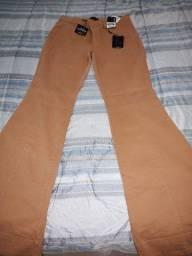 N°46 calça flare/malwee