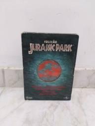 COLEÇÃO de Jurassic Park