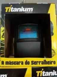 Máscara de solda automática Titanium