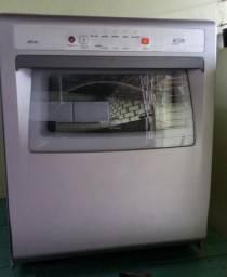 Lava louças Brastemp Ative 8 Serviços - Prata