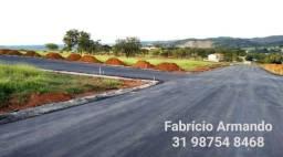 Lançamento-Lotes 360m² com vista pra Lagoa Santo Antônio(Financio)