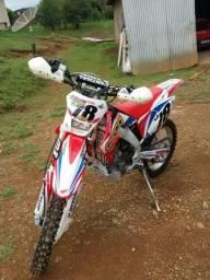 Moto honda crf 250 x ano 2012 - 2012