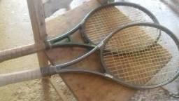 Raquete para tenis o par