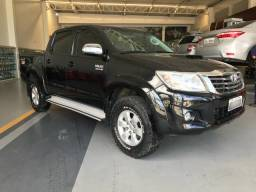 Toyota Hilux Cabine Dupla 2015 - 2015