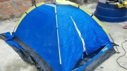 Barracas para acampamento