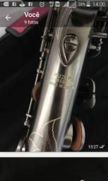 Incrível sax soprano tudel interiço profissional